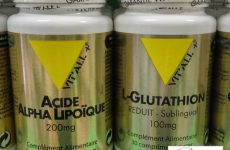 Acide alpha lipoïque & glutathion - Magasin diététique Martinique Lamentin Diet